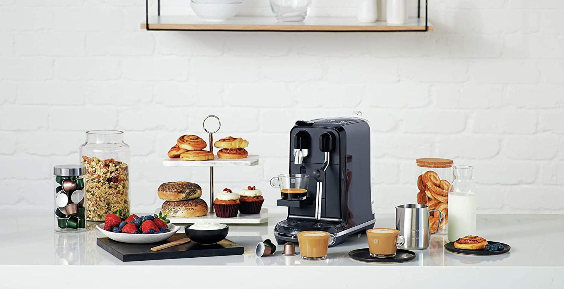 Best Nespresso Machines Banner Image