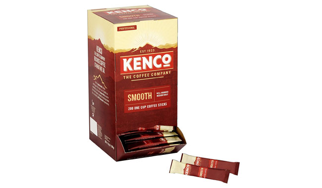 Kenco Smooth Coffee Instant Sachets