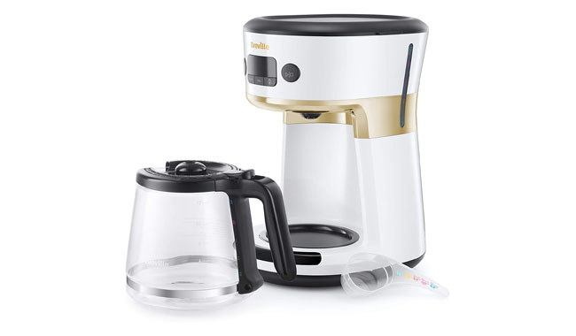 Breville Mostra Easy Measure Filter Coffee Machine